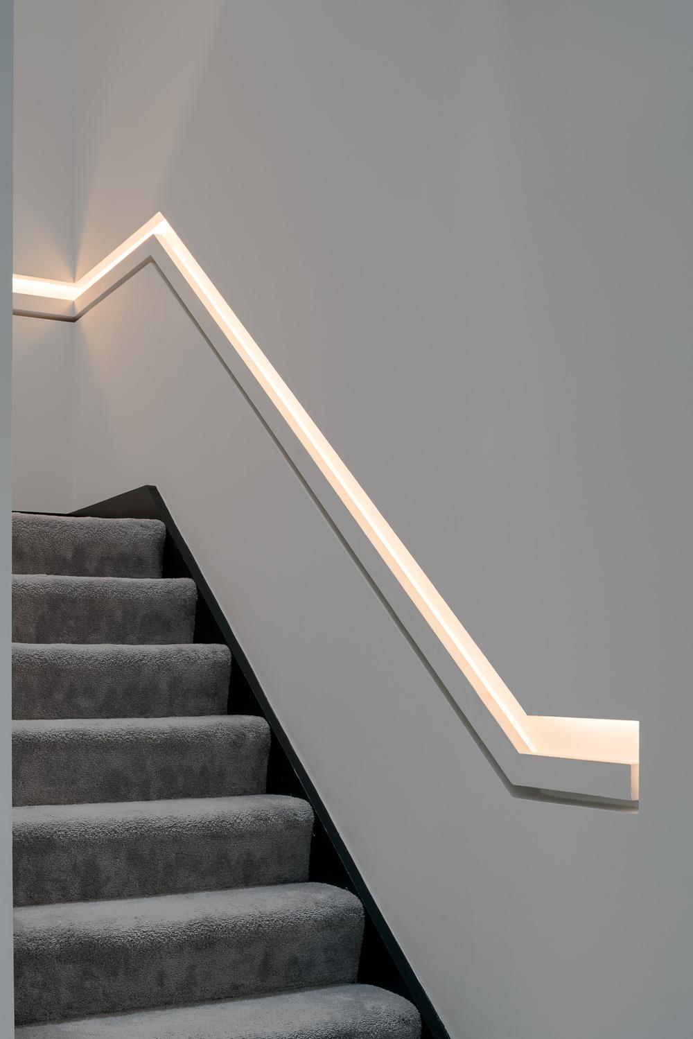 modern stair railing design