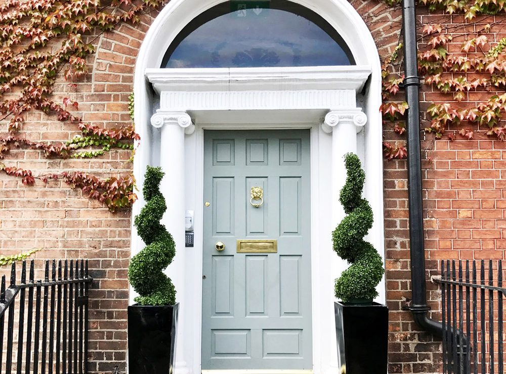 ideas for the front of your house