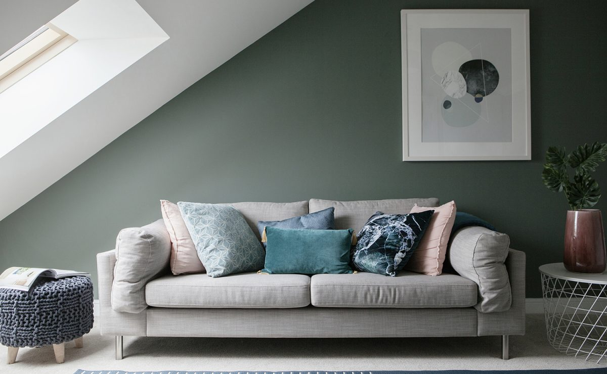 choosing the right paint colour