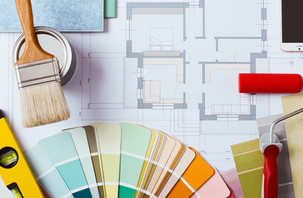 choosing the perfect paint colour for your walls