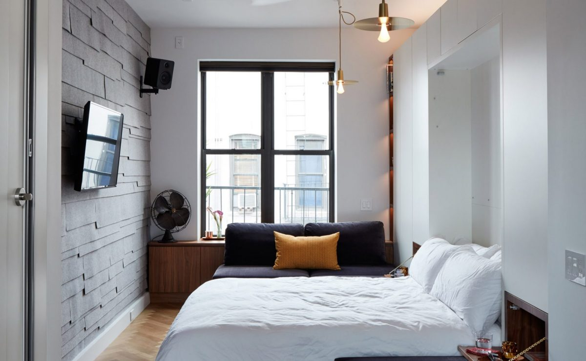 Small apartment design ideas: The micro living revolution ...